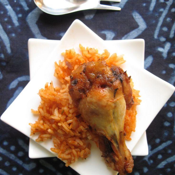 Nigerian-style chicken wings recipe on Food52