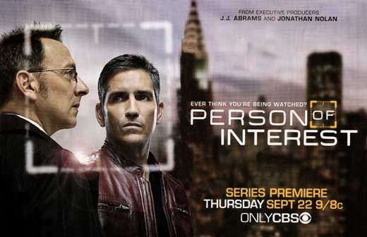 Person of Interest...they are to me :)