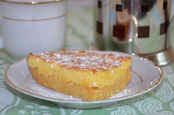 Лимонные пирожные рецепт – выпечка и десерты. «Афиша-Еда»