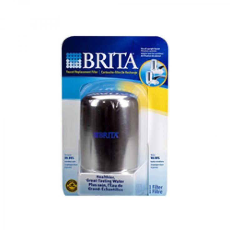 Brita faucet filters fit all models of Basic and Complete faucet filtration systems. These multistage filters are Always BPA-free and reduce chlorine (taste and odor) and lead, so what you get is healthier, great-tasting drinking water.