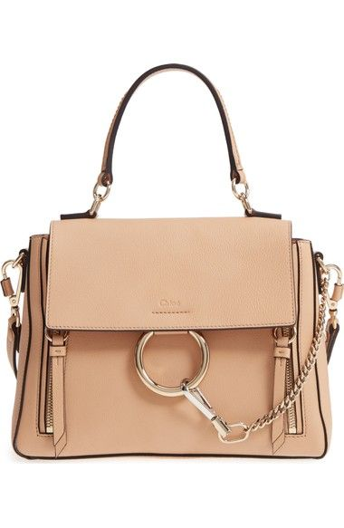 54f0586d6 Small Faye Day Leather Shoulder Bag CHLOÉ | Bags | Bags, Shoulder ...