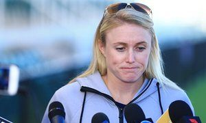 Sally Pearson says her best is yet to come despite latest injury Pearson sets sights on 2017 worlds and 2018 Commonwealth Games Australian hurdler dismisses talk of retirement after tearing hamstring