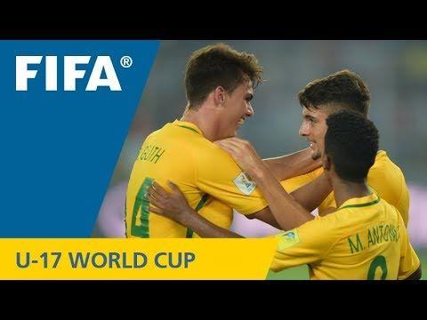 Match 51: Brazil v Mali – FIFA U-17 World Cup India 2017 - FIFA News Videos
