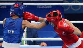 The last Canadian boxer remaining in action at Rio 2016, Mandy Bujold, has been eliminated from the Olympic tournament. Competing in the...