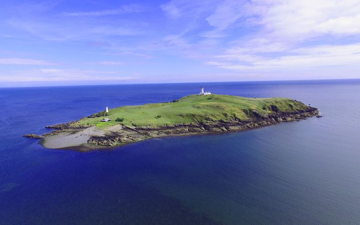 Fancy a small slice of Scotland? Little Ross Island, a 29-acre island off the coast of south west Scotland, has just gone on sale for £325,000.