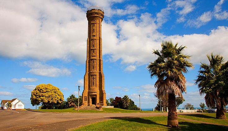 The War Memorial Tower, Whanganui, see more at New Zealand Journeys app for iPad www.gopix.co.nz