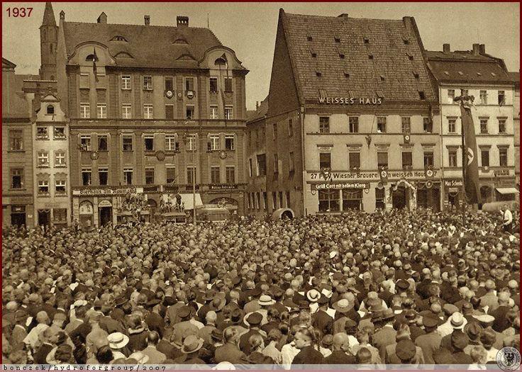 12 Deutsches Sängerbundesfest Breslau 1937 . Imprezy towarzyszące na Nowym Targu