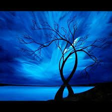 Image result for acrylic paint scenery for beginners