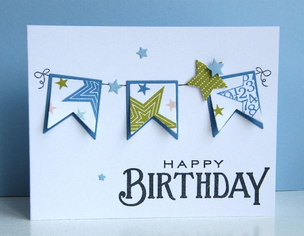 17 Best images about Cardskids – Birthday Card for Boy