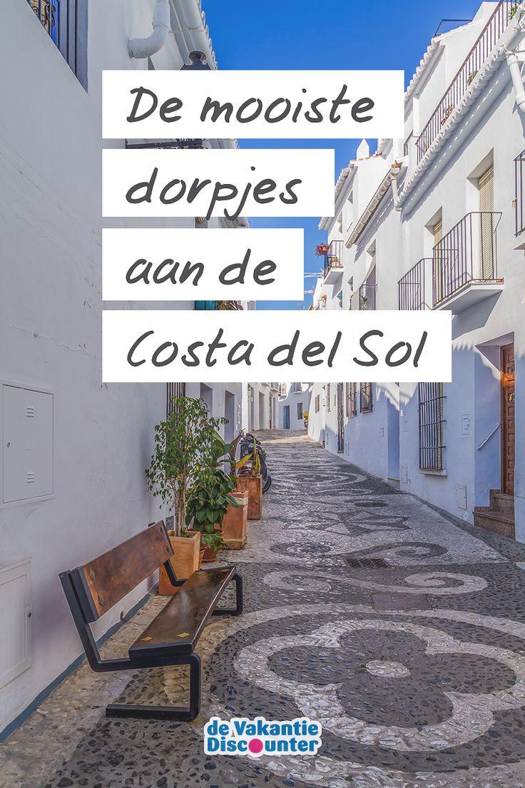 Heb jij een vakantie naar de Costa del Sol op de planning staan of ben je je aan het oriënteren? Skip deze dorpjes niet; ze geven je dat op-en-top Spaanse gevoel!