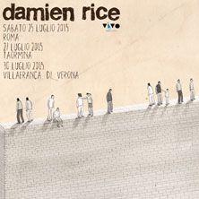 Dopo aver lasciato Milano senza fiato, Damien Rice arriva, per tre, imperdibili, date estive! Biglietti in vendita dalle ore 10 del 12 marzo!
