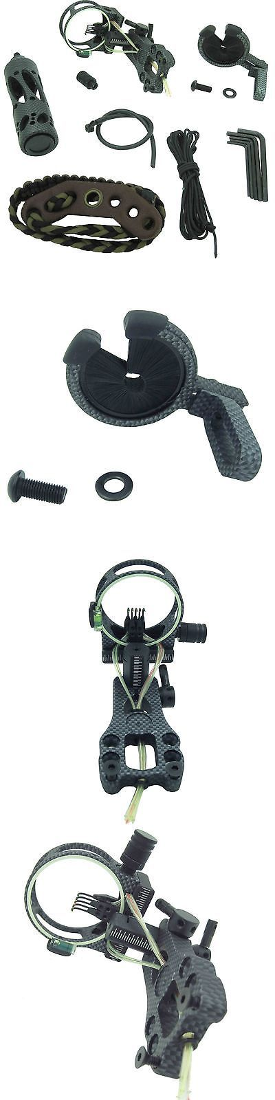 Archery Sets and Kits 161751: Advanced Archery Upgrade Bow Sight Kit,Arrow Rest,Bow Stabiliser Bow Peep BUY IT NOW ONLY: $47.59
