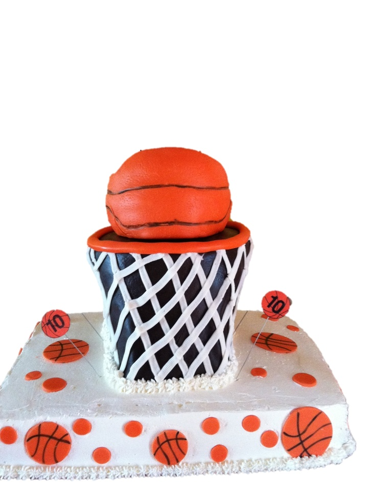 Basketball Edible Cake Images : 38 best images about Omar on Pinterest Birthday cakes ...