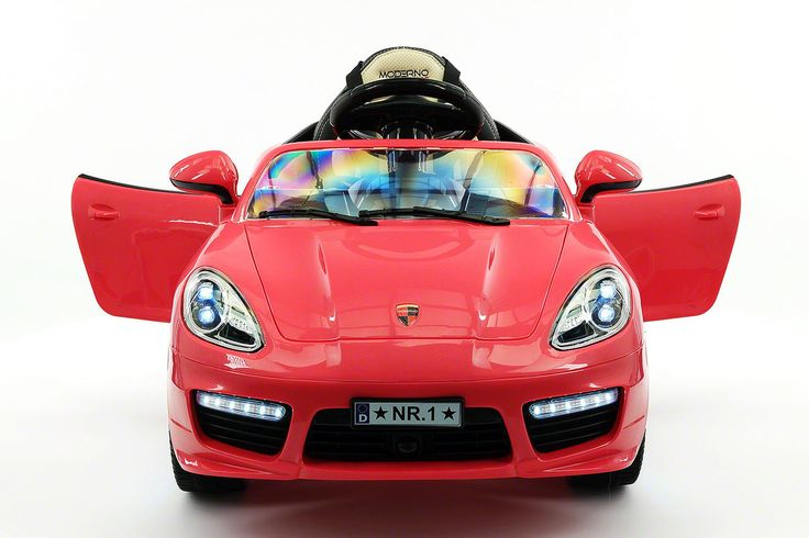 PORSCHE BOXSTER STYLE 12V KIDS RIDE-ON CAR MP3, BATTERY POWERED WHEELS RC REMOTE | ROSE PINK