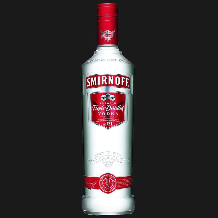 Price: €10.20 Smirnoff VODKA is the largest vodka brand in the world. Pure, clean and ultra smooth, its classic taste has inspired other varieties all over the globe.