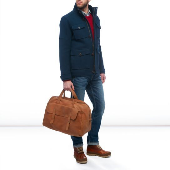 Shop Adkins - Men's Leather Duffle Bag today at Timberland. The official Timberland online store. Free delivery & free returns.