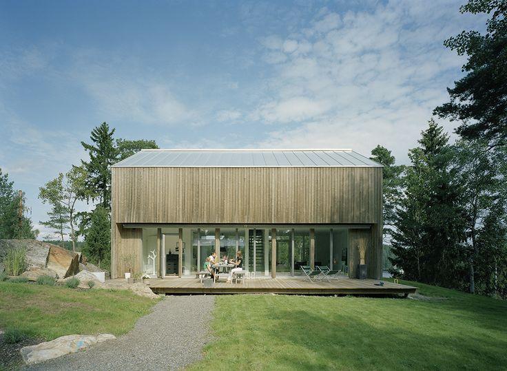 Claesson Koivisto Rune - Project - Plus house