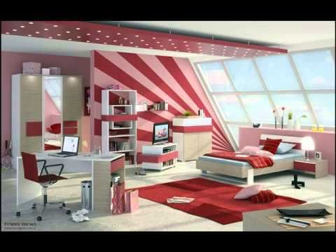 Elegant Design Cute Teenage Girl Bedrooms