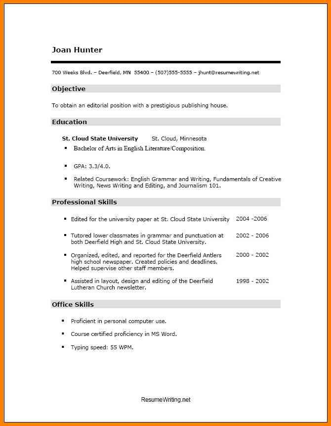Best 25+ Free resume format ideas on Pinterest Resume format - how ro make a resume