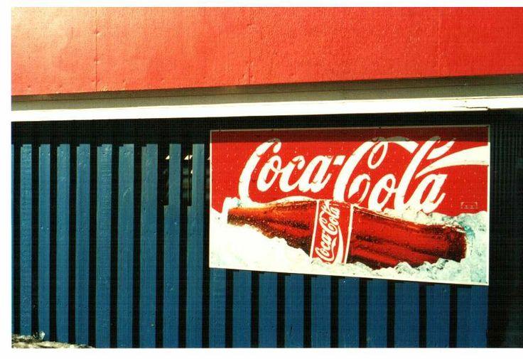 Coca Cola in Nuuk