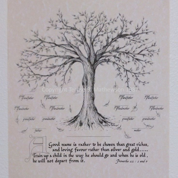 246 best Family tree display ideas images on Pinterest