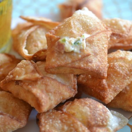 Tangy and spicy Jalapeno Bacon Envelopes! Perfect appetizer for your next dinner party!
