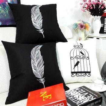 China Factory cheap Wholesale Knee Pillow Chair Cushion Pillow