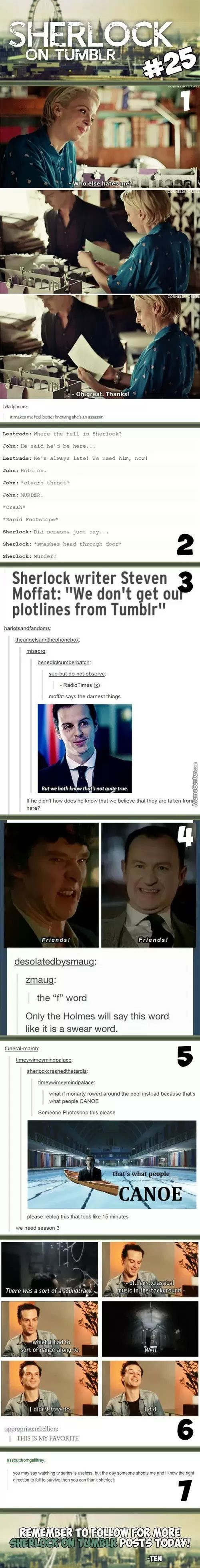 Sherlock On Tumblr #25