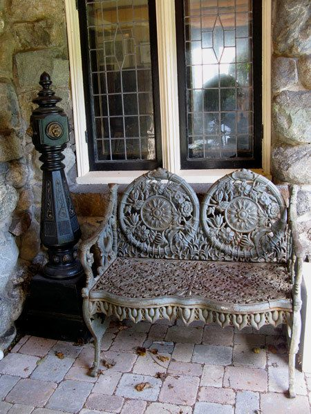 Front Porch : Steampunk Victorian : Apartment Therapy