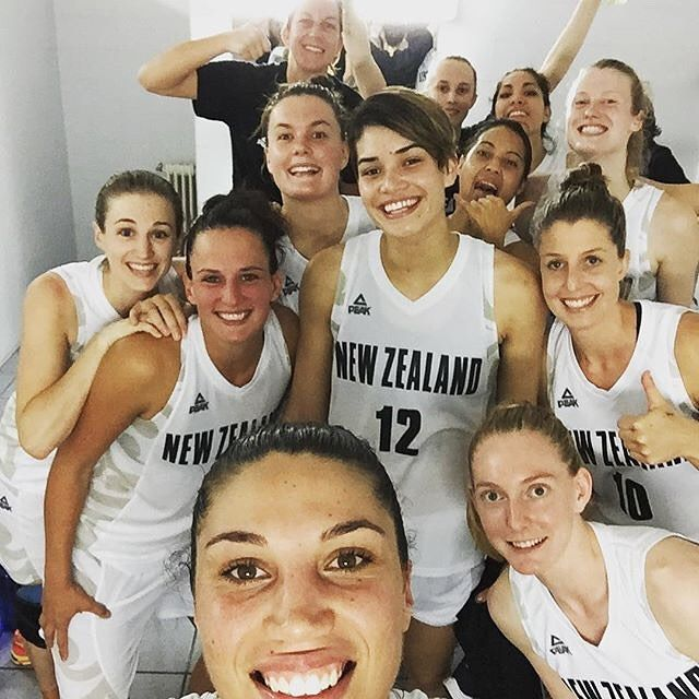 Congratulations to the Tall Ferns who have defeated World no. 3 Spain 54-52!.