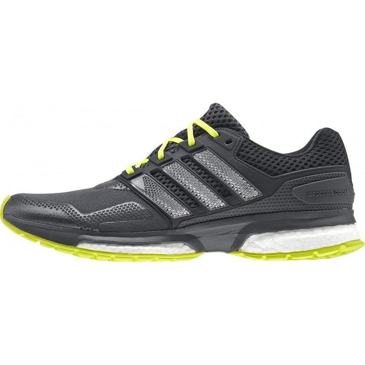 Adidas Response Boost Techfit 2 Men\u0027s Running / Gym Trainers Size.UK-10.5  B33386