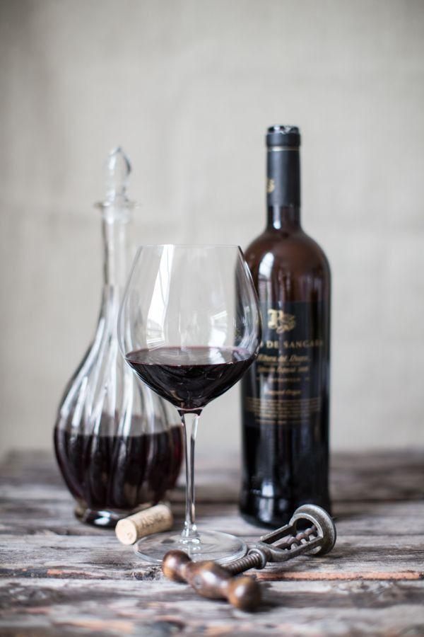 still life / wine