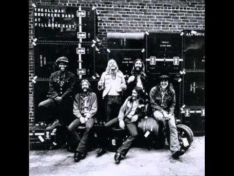 The Allman Brothers Band - Stormy Monday ( At Fillmore East, 1971 ) - YouTube