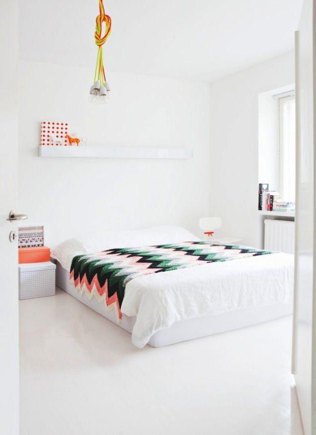 Schlafzimmer-Deko-Ideen Skandinavisches Schlafzimmer SCHLAFZIMMER