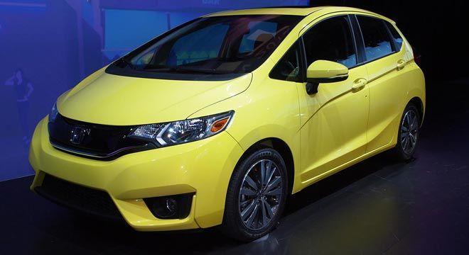All New Honda Fit 2015 #BosMobil #HondaFit