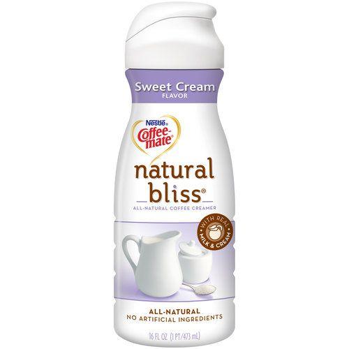 Natural Bliss Creamer Best Flavor