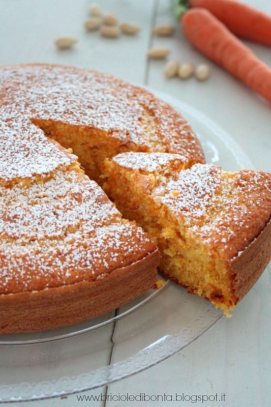 carrot almond cake