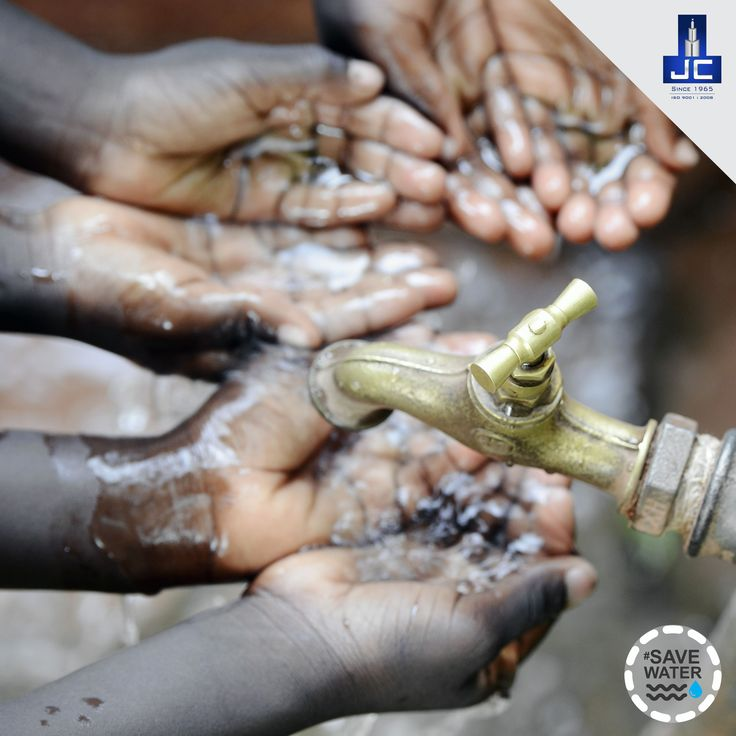 Wasting of water is a crime bigger than robbery​, because you can stay without money but not without water. #SaveWater
