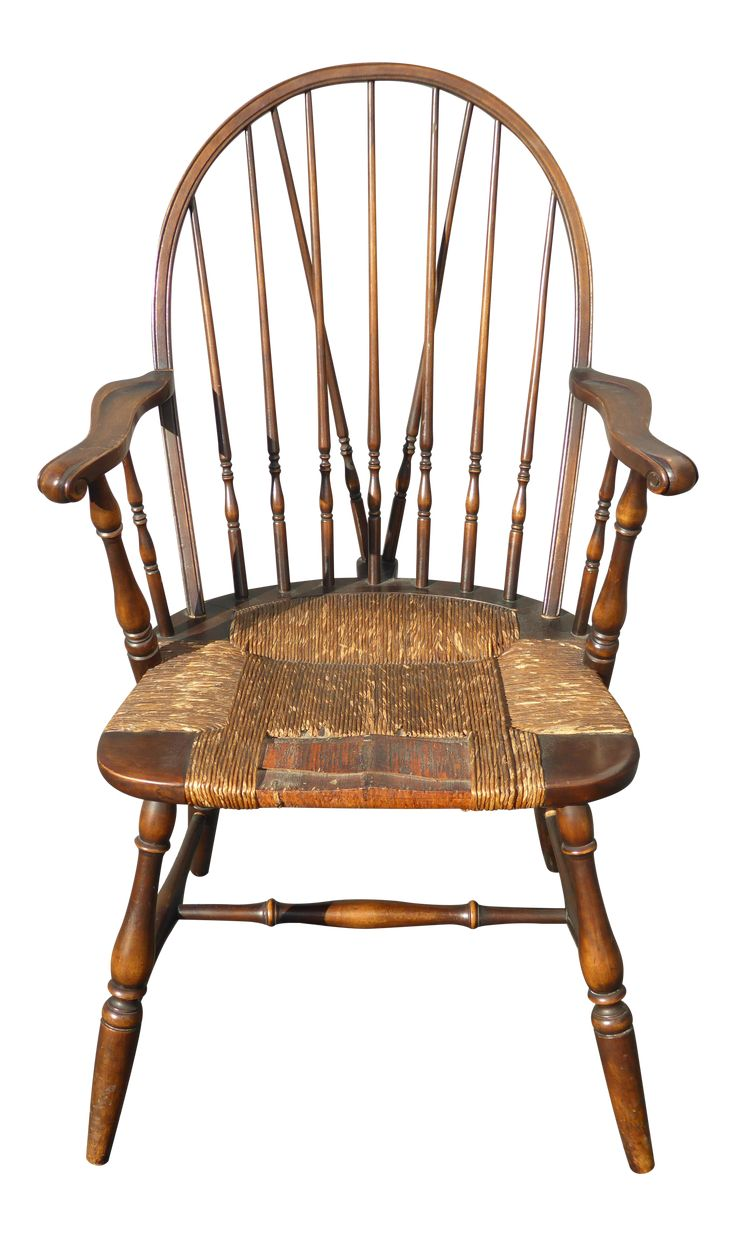 windsor chair with arms b amp s co solid wood rush seat rustic windsor arm chair in 22157 | 3b495e241de795695e5d83a9b464b8c7 club chairs arm chairs