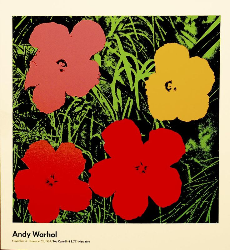 andy warhols impact on art essay We will write a custom essay sample on the piece of artwork that had the biggest impact on andy warhol's art career was a series of 32 painting's of all the.