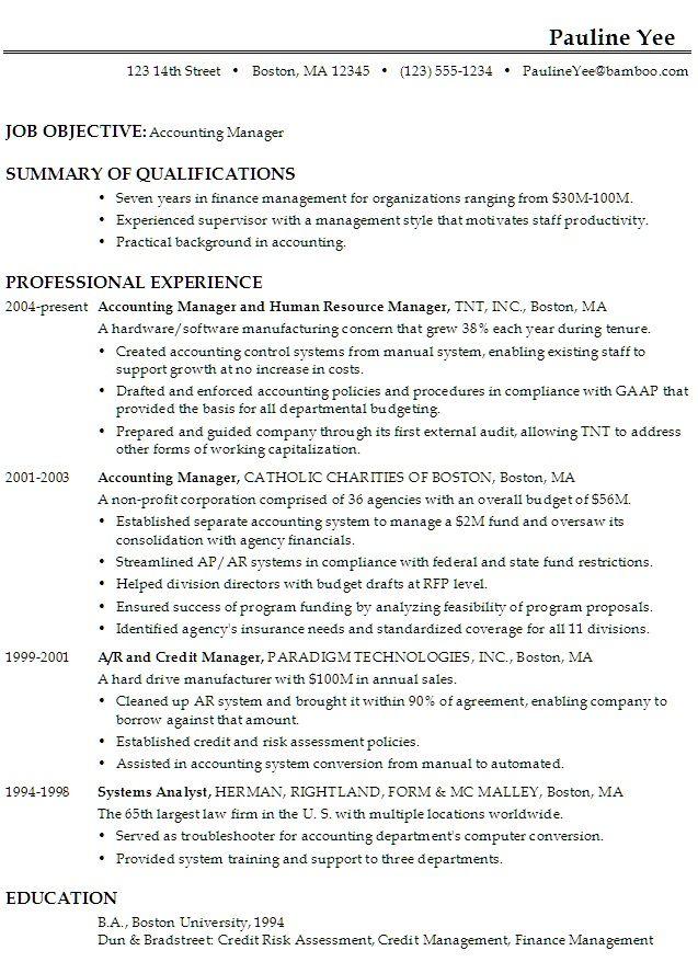 Les 25 Meilleures Idées De La Catégorie Resume Career Objective