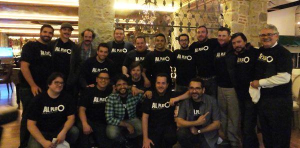 Cena de Chefs del Colectivo Al Plato, invitados al restaurante Tierra Mía by Quinta Real Guadalajara, con motivo de la bienvenida a su nuevo miembro, el chef anfitrión Juan Cabrera.