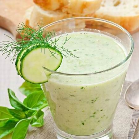 Hideg uborkaleves (uborkaturmix) Recept képpel - Mindmegette.hu - Receptek