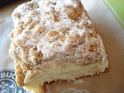 Meemo's Kitchen: STARBUCKS® CLASSIC COFFEE CAKE | sweets for the ...
