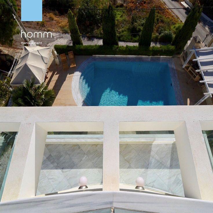 #pool  #seaview #saronida #anavyssos #resort #travel #travelgreece #visitgreece    #homeaway #airbnb #airbnbhomes  #homm #athens #greece