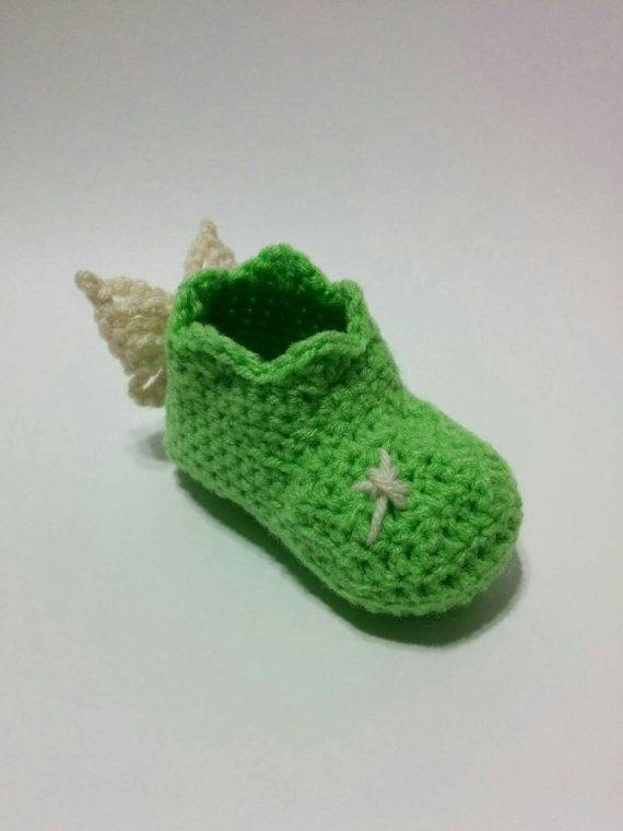 Check out this item in my Etsy shop https://www.etsy.com/uk/listing/241936338/custom-handmade-crochet-tinkerbell