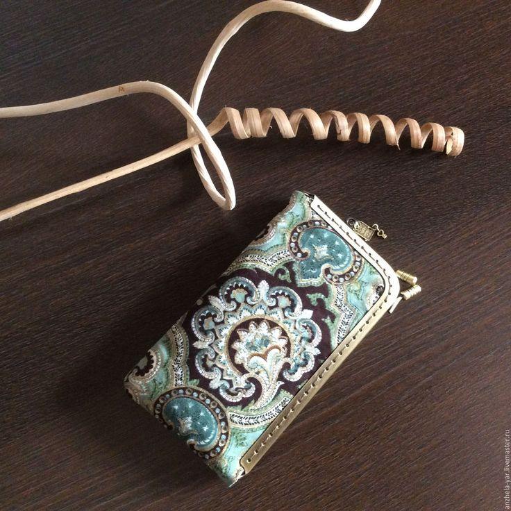 Купить Ключница или чехол для телефона - разноцветный, подарок, подарок на любой случай, аксессуары