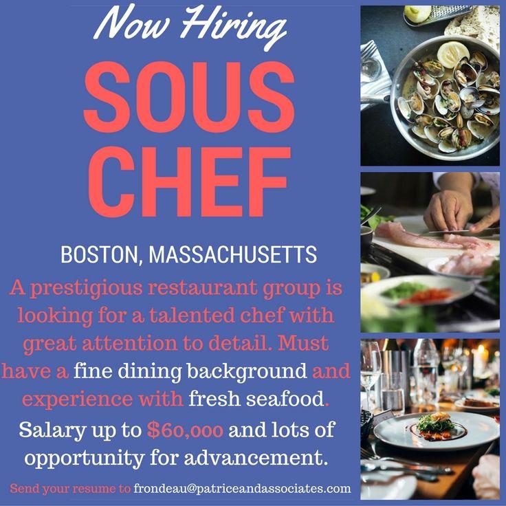 14 best Open Restaurant Jobs images on Pinterest Restaurant jobs - restaurant worker resume