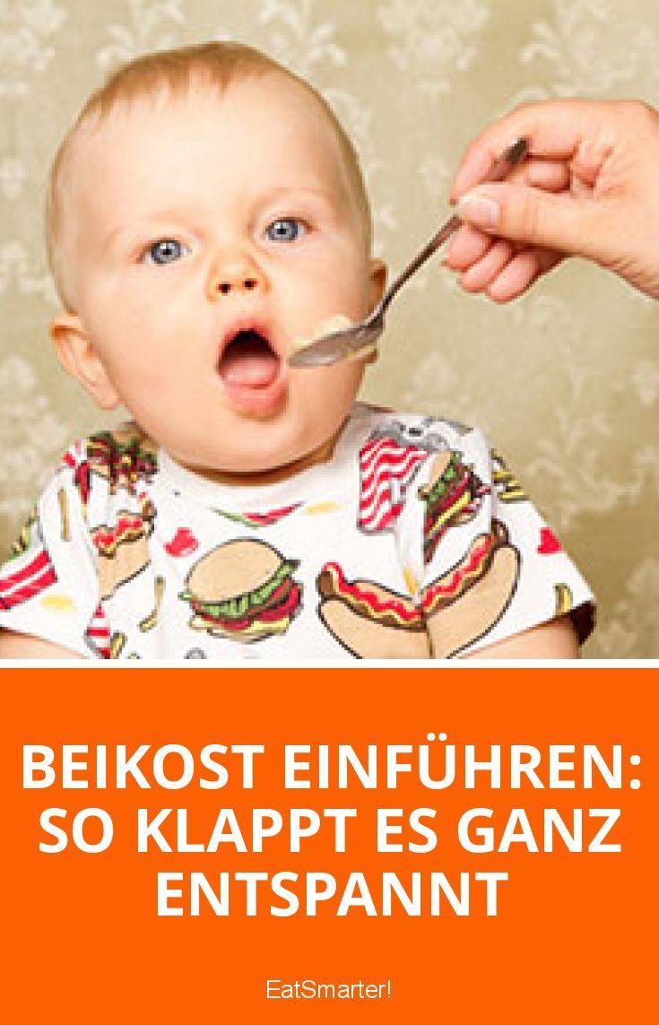 Beikost einführen: So klappt es ganz entspannt   eatsmarter.de