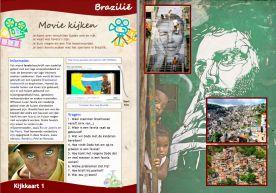Projecten voor basisscholen Brazilië Kijkkaart 1 daanebbers.yurls.net